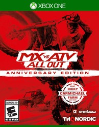 MX vs ATV: All Out - Anniversary Edition for sale