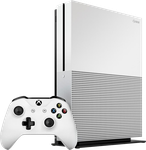Xbox One S - White, 500 GB