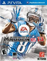 Madden NFL 13 for PlayStation Vita