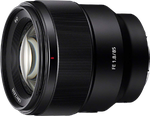 Sony 85mm F1.8-22 Medium-Telephoto Fixed Prime