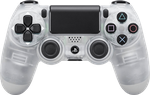 DualShock 4 Wireless Controller - Clear