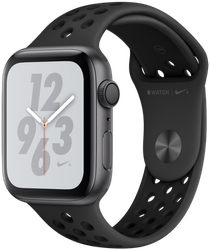 Apple Watch Series 4 44mm [A1978 - GPS Only], Nike - Gray