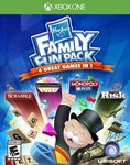 Hasbro Family Fun Pack for Xbox One