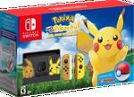 Nintendo Switch, Pikachu Edition - Grey, 32 GB