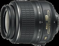 Nikon AF-S Nikkor 18-55mm f3.5-5.6G DX VR for sale on Swappa