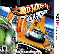 Hot Wheels: World's Best Driver for sale