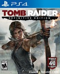 Tomb Raider: Definitive Edition for PlayStation 4