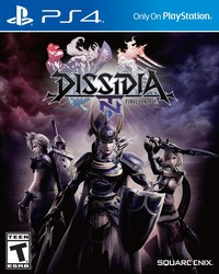 Dissidia: Final Fantasy - NT for PlayStation 4