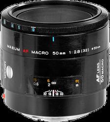 Minolta Maxxum 50mm f2.8 AF for sale on Swappa