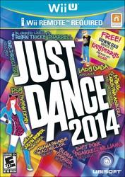 Just Dance 2014 for Nintendo Wii U