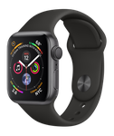 Apple Watch Series 4 40mm [A1977 - GPS Only], Aluminum - Gray