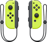 Nintendo Switch Joy-Con (L-R) - Yellow