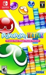 Puyo Puyo: Tetris for Nintendo Switch