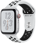 Apple Watch Series 4 44mm (AT&T) [A1976 - Cellular], Nike - Silver
