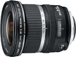 Canon EF-S 10-22mm f/3.5-4.5 Ultra Wide for sale