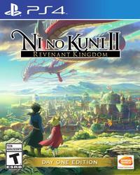 Ni no Kuni II: REVENANT KINGDOM, Day One Edition for PlayStation 4
