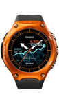 Used CASIO Smart Outdoor Watch