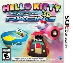 Hello Kitty and Sanrio friends: 3D Racing for sale