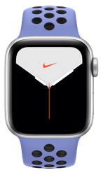 Apple Watch Series 5 40mm (Unlocked) [A2094 Cellular], Nike - Silver