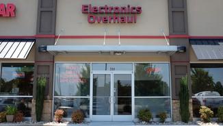 Electronics Overhaul Banner