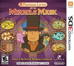 Professor Layton and the Miracle Mask for Nintendo 3DS