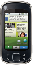 Motorola CLIQ XT (Rogers) for sale