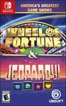 America's Greatest Game Shows: Wheel of Fortune & Jeopardy! for Nintendo Switch