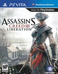Assassin's Creed III: Liberation for PlayStation Vita