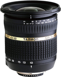 Tamron AF 10-24mm f3.5-4.5 SP Di II for sale on Swappa