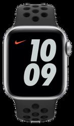 Apple Watch Series 6 40mm (Unlocked) [A2293 - Cellular], Nike - Gray