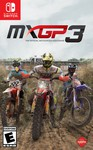 MXGP3: The Official Motocross Videogame for Nintendo Switch