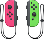 Nintendo Switch Joy-Con (L-R) - Pink & Green