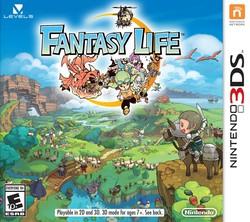 Fantasy Life for Nintendo 3DS