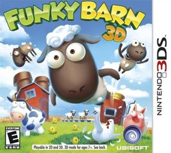 Funky Barn 3D for Nintendo 3DS