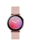 Samsung Galaxy Watch Active2 40mm (Wi-Fi), Aluminum - Rose Gold