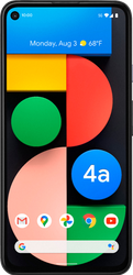 Used Pixel 4a 5G