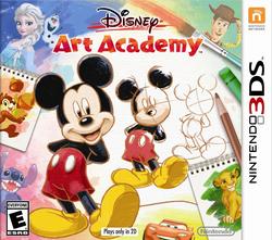 Disney: Art Academy