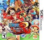 One Piece: Unlimited World R for Nintendo 3DS