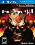 Army Corps of Hell for PlayStation Vita