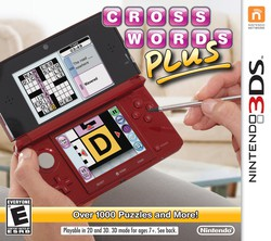 Crosswords Plus for Nintendo 3DS