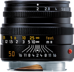 Leica Summicron-M 50mm f2 Lens for sale
