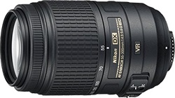 Nikon AF-S DX NIKKOR 55-300mm f4.5-5.6G ED VR for sale on Swappa