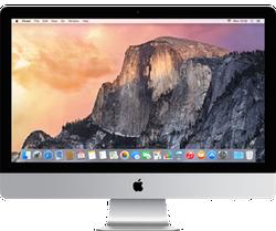 """iMac 2014 27"""" Retina 5K - I5, 1 TB, 16 GB"""