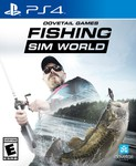 Dovetail Games: Fishing Sim World
