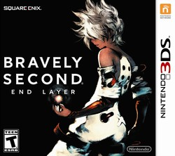 Bravely Second: End Layer for sale
