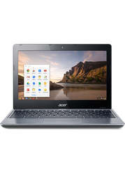 Acer C720, Chromebook - Celeron, Gray, 32 GB, 4 GB