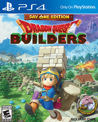 Dragon Quest: Builders for PlayStation 4