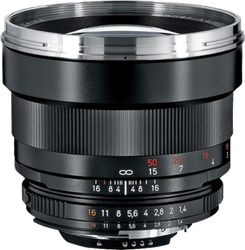 Zeiss 85mm F1.4 Planar T ZF.2 for sale on Swappa