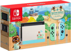 Nintendo Switch, Animal Crossing: New Horizons - 32 GB