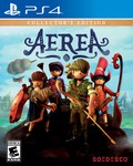 AereA, Collector's Edition for PlayStation 4